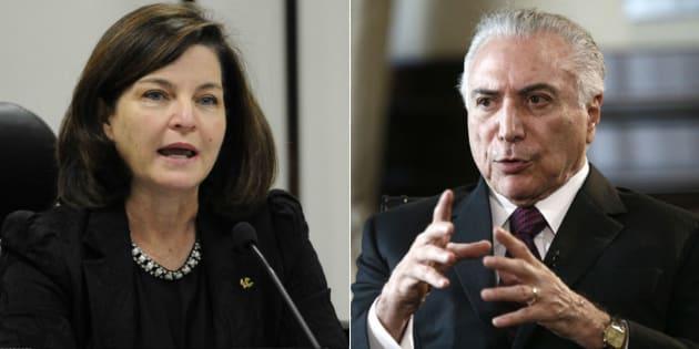 Presidente Michel Temer escolheu subprocuradora Raquel Dodge como nova procuradora-geral da República, no lugar de Rodrigo Janot.