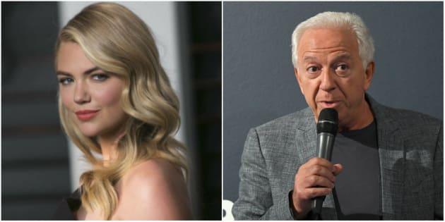 """Kate Upton accuse Paul Marciano, fondateur de Guess, de lui avoir """"agrippé les seins"""" et de l'avoir menacée"""