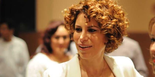 Karime Macías, esposa del exgobernador de Veracruz, Javier Duarte.