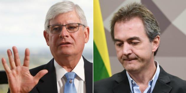 O deputado Carlos Marun (PMDB-MS) pediu, no relatório final da CPMI da JBS, o indiciamento do ex-procurador-geral da República Rodrigo Janot e do empresário Joesley Batista, dentre outros.