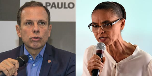 Ausência de LUla na disputa em 2018 pode fortalecer candidato de centro, como Marina Silva e João Doria.