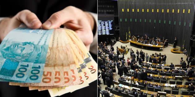 Câmara dos Deputados tenta aprovar fundo eleitoral.