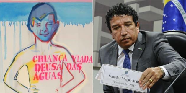 Criada para tratar de abusos contra crianças, CPI dos Maus-Tratos no Senado gastou R$ 39 mil incluindo depoimentos de exposições de arte.