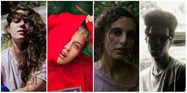 Tiê, Maria Beraldo, Luiza Lian e Giovani Cidreira - quatro destaques do 'BIG Dia da Música'.