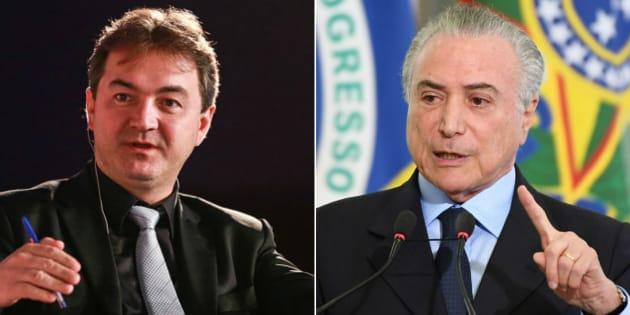 Presidente Michel Temer e delator Joesley Batista trocam farpas às vésperas de segunda denúncia contra Temer.