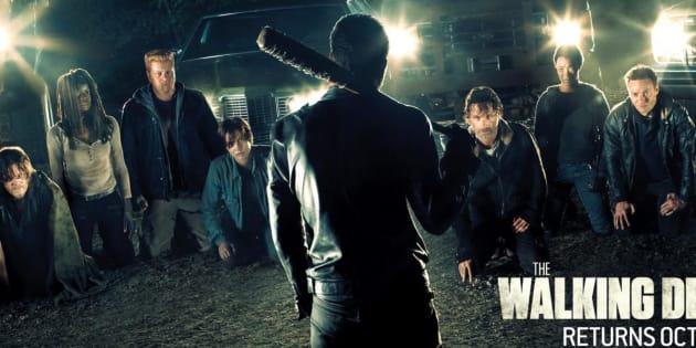 """Les fans de """"The Walking Dead"""" inquiets après des rumeurs sur la mort d'un personnage principal"""