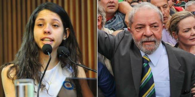 Líder de ocupação em escola no Paraná, Ana Júlia Pinheiro vai se filiar ao PT.