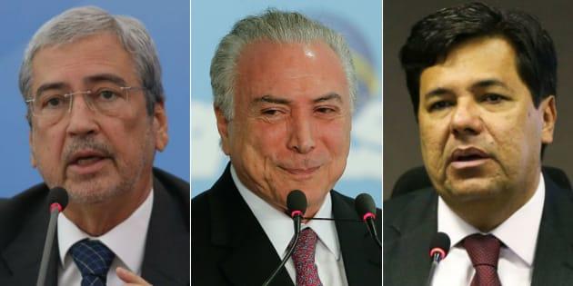 Ministros de Michel Temer devem se exonerados dos cargos para votar a favor do presidente na denúncia de corrupção.