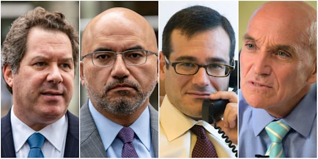 La defensa del Chapo Guzmán está integrada por Jeffrey Lichtman, Eduardo Balarezo, Marc Fernich y William Purpura.