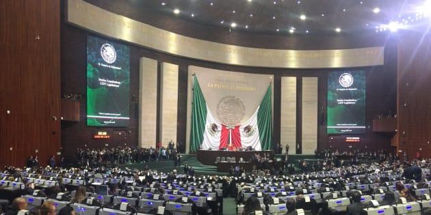 A partir del 1 de septiembre comenzará a sesionar la LXIV Legislatura del Congreso de la Unión.