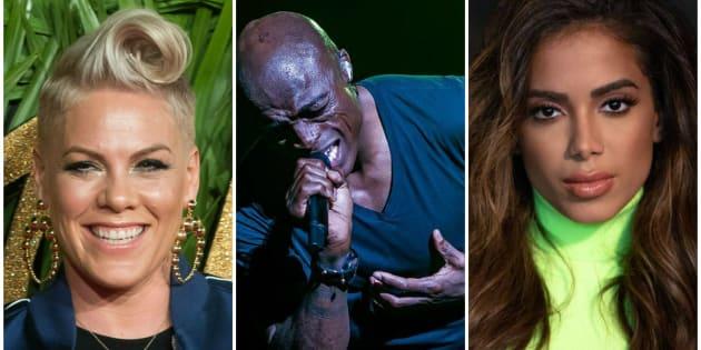 P!nk, Seal e Anitta estão entre os destaques já anunciados do evento.