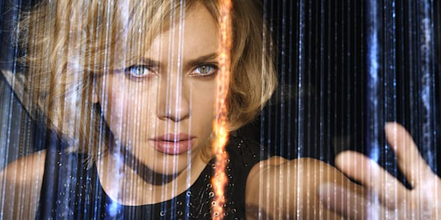 "Scarlett Johansson dans ""Lucy"" de Luc Besson"