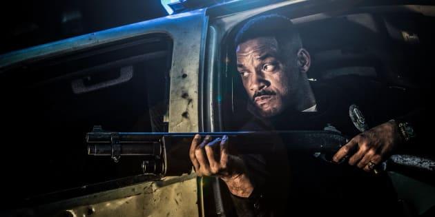 Will Smith é policial racista em 'Bright'.