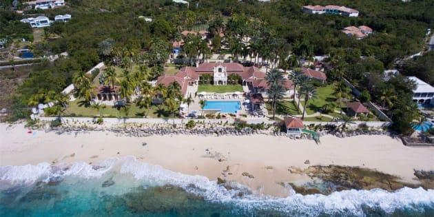 Le palace de Trump à Saint-Martin est à vendre et personne n'en veut