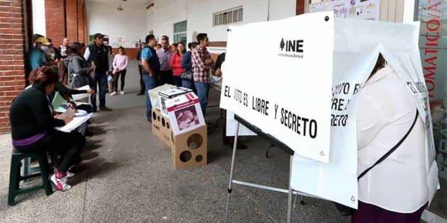 El INE instalará mil 54 casillas especiales en todo el país.