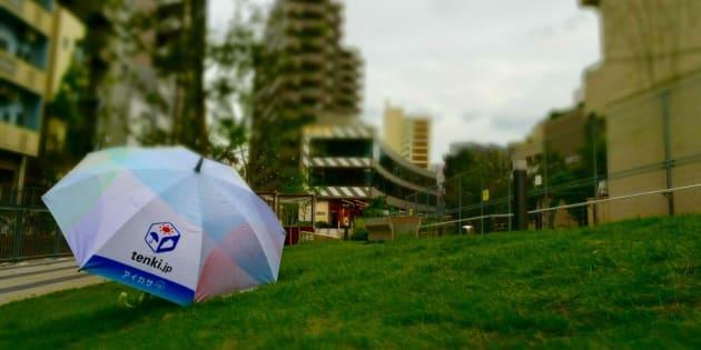 傘シェアリングサービス「アイカサ」