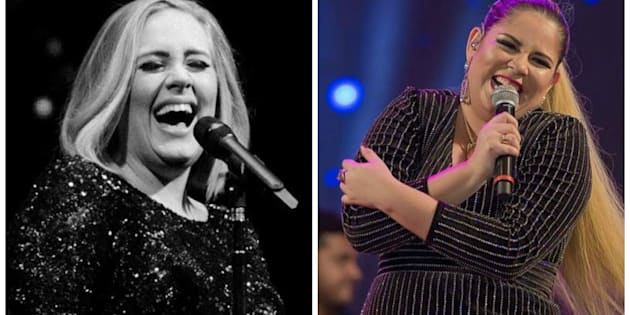Cantoras e compositoras, Adele e Marília Mendonça apostam em temas do coração.