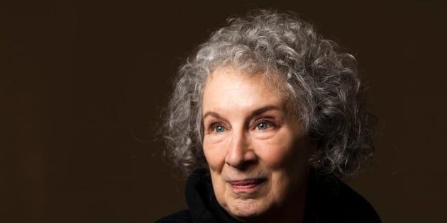 A escritora canadense Margaret Atwood em 2012.