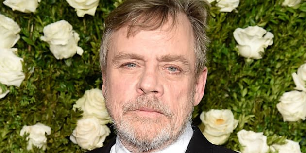 NEW YORK, NY - JUNE 11:  Mark Hamill attends the 2017 Tony Awards at Radio City Music Hall on June 11, 2017 in New York City.  (Photo by Kevin Mazur/Getty Images for Tony Awards Productions)
