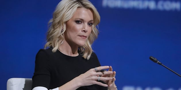 ST PETERSBURG, RUSSIA - JUNE 2, 2017: NBC News anchor Megyn Kelly moderates the plenary session of the 2017 St Petersburg International Economic Forum (SPIEF 2017) held at the ExpoForum Convention and Exhibition Centre. Mikhail Metzel/TASS Host Photo Agency (Photo by Mikhail Metzel\TASS via Getty Images)