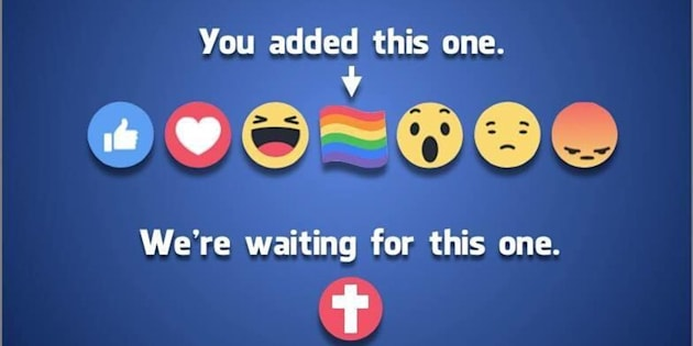 Facebook won't grant conservative Christians' request for cross reaction emoji