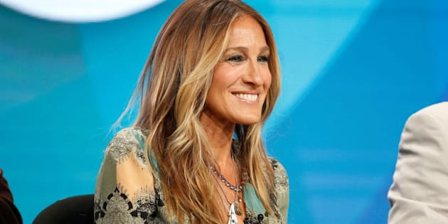 Sarah Jessica Parker is the editorial director of  SJP for Hogarth.