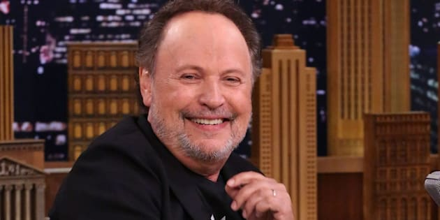 Actor Billy Crystal during an interview on August 8, 2017.
