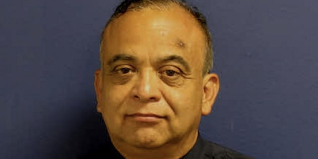 Sgt. Steve Perez died Sunday going to work when he drowned in Hurricane Harvey.