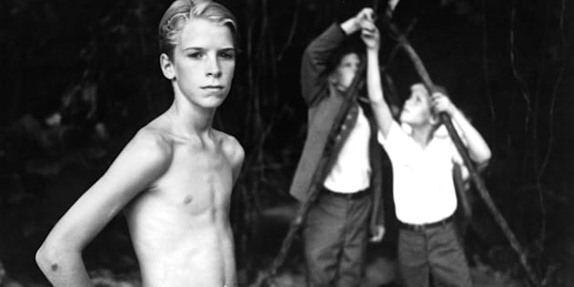 "Chris Furrh stars in a scene from the 1990 movie ""Lord of the Flies."""