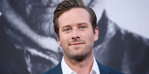 "Actor Armie Hammer poses at the premiere of ""King Arthur: Legend of the Sword"" at the TCL Chinese Theatre IMAX, in Hollywood, California, U.S., May 8, 2017. REUTERS/Danny Moloshok"