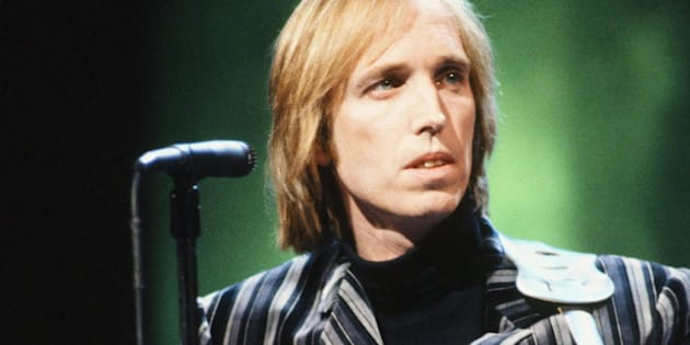 Tom Petty performing in February 1990.