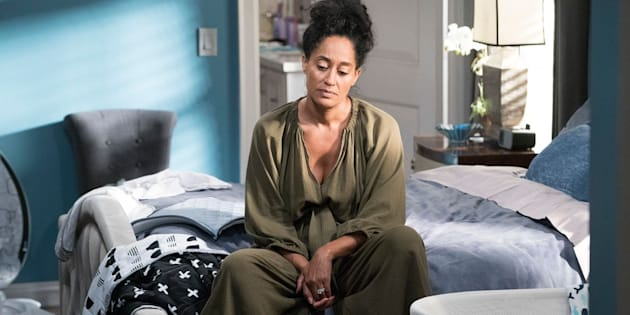"The latest episode of ""Black-ish"" explored postpartum depression."
