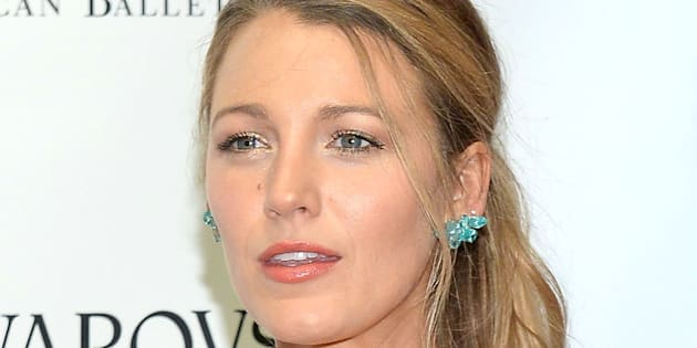 Blake Lively attends the American Ballet Theatre Spring 2017 Gala.