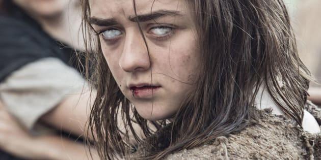 Arya serious?