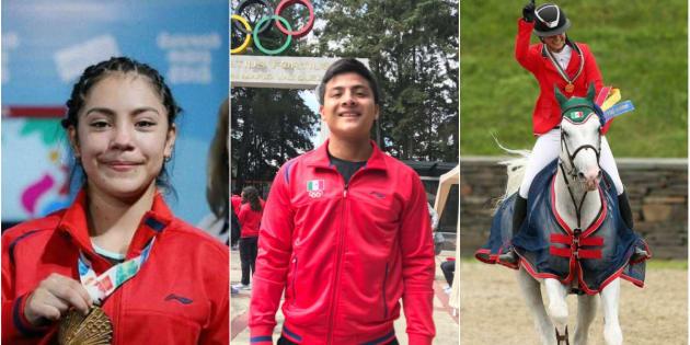 Mexicanos Sacan La Casta En Los Juegos Olimpicos De La Juventud