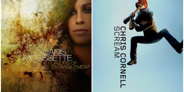 Alanis Morissette e Chris Cornell estão entre os bons artistas que já derraparam feio na carreira.
