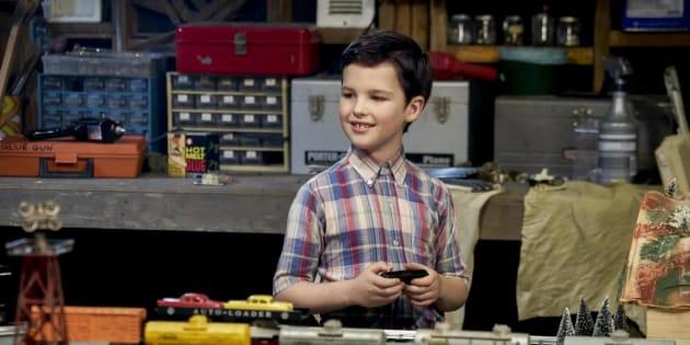 """Cette incohérence dans le casting de """"Young Sheldon"""" vous a peut-être échappé."""