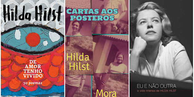 Homenagem na Flip 2018 colocou nome de Hilst novamente em destaque nas prateleiras das livrarias.