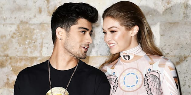 Fans suspected there could betrouble in the couple's relationship after formerOne Direction member Zayn unfollowed Gigi on Instagram.