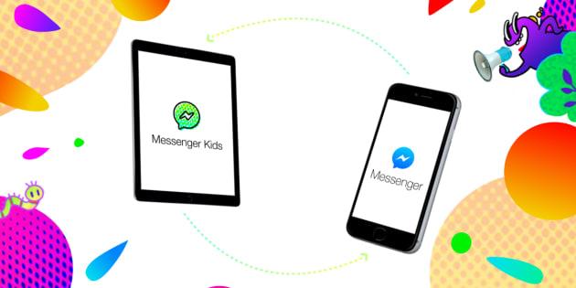 El control de Messenger Kids lo tiene el padre de familia a través de su cuenta tradicional de Facebook.