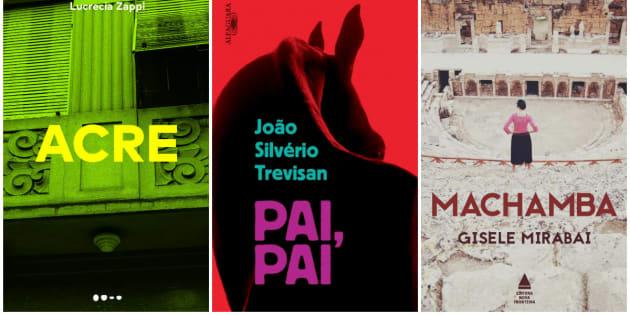 Obras finalistas foram indicadas pela Câmara Brasileira do Livro (CBL).