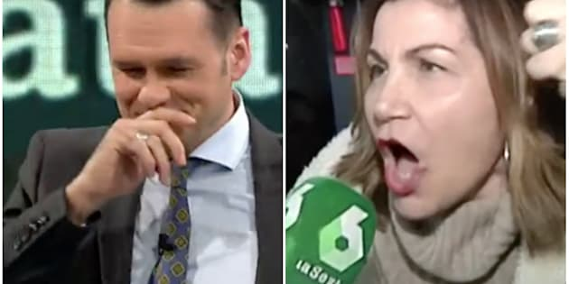 Una militante del PP, a Iñaki López en 'LaSexta Noche':