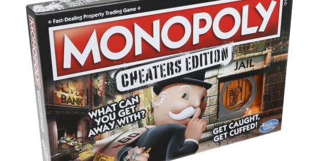 """Un """"Monopoly spécial tricheurs"""" sera bientôt mis en vente"""