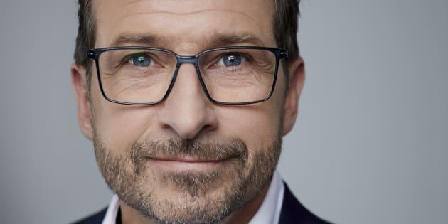 Le candidat à la direction du Bloc québécois, Yves-François Blanchet.