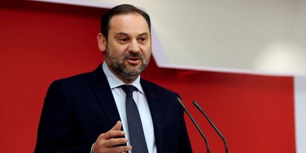 El secretario de Organización del PSOE, José Luis Ábalos, en una imagen de archivo.