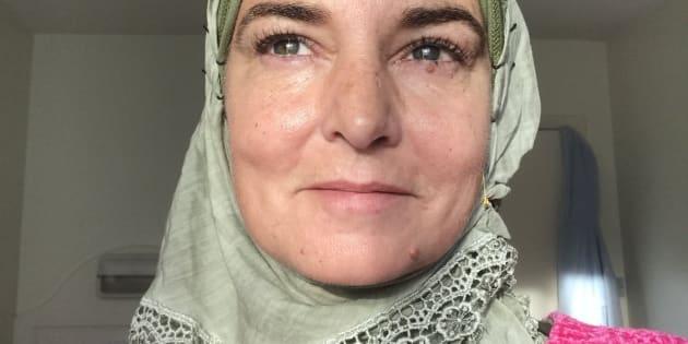 Sinead O'Connor annonce changer de nom et se convertir à l'Islam.