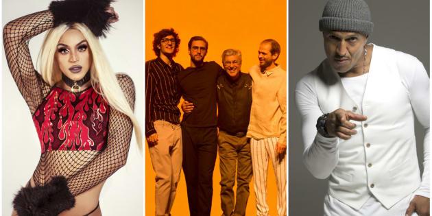 Pabllo Vittar, Caetano, Moreno, Zeca e Tom Veloso e Mano Brown são algumas atrações do line-up.