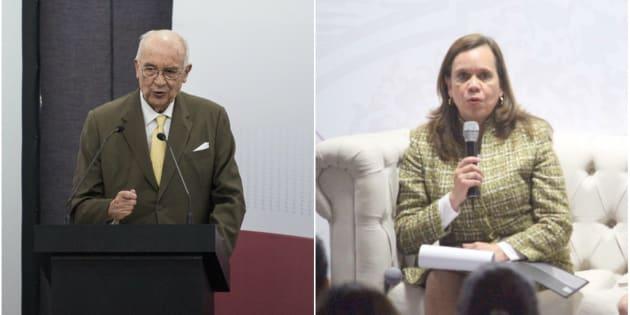 Gertz Manero nombra fiscales a Ortiz Pinchetti y Mijangos Borja.