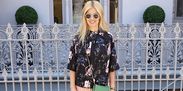 Eva Galambos owns one of Sydney's most prestigious fashion boutiques.