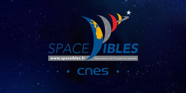Logo de Space'ibles, l'Obervatoire de Prospective Spatiale